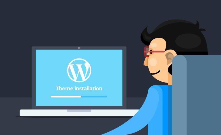 Cara Install Theme WordPress Di Localhost Menggunakan WAMPServer Icon