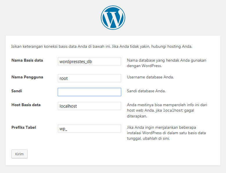Form WordPress