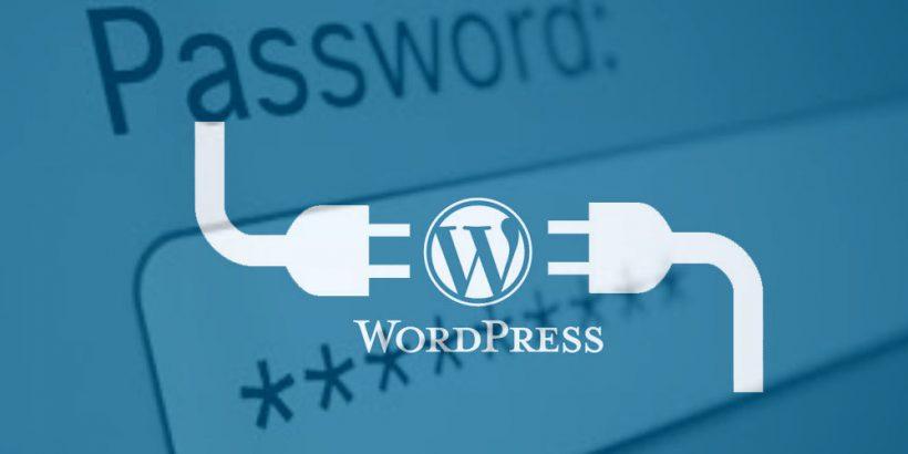 Password Admin WordPress