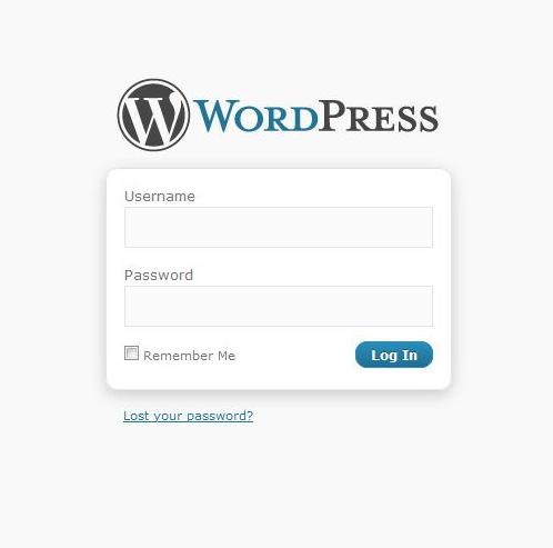 Cara Mengubah atau Mengganti URL WP-Admin Dan WP-Login WordPress Icon