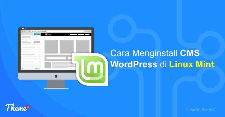 Tutorial Cara Install WordPress di Localhost Linux Mint 18.3 Icon