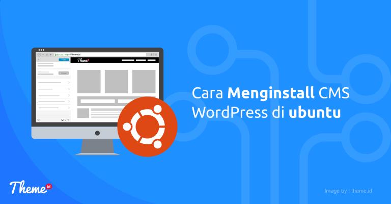 Cara Mudah Install WordPress Menggunakan phpMyAdmin di Localhost Ubuntu Icon