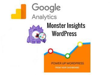 Panduan Cara Menambahkan Google Analytics untuk WordPress Menggunakan Plugin MonsterInsights