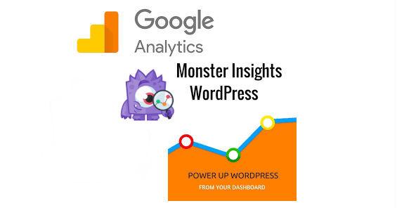Panduan Cara Menambahkan Google Analytics untuk WordPress Menggunakan Plugin MonsterInsights Icon