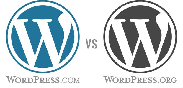 Cara Mengenal Perbedaan WordPress.com dan WordPress.org Icon