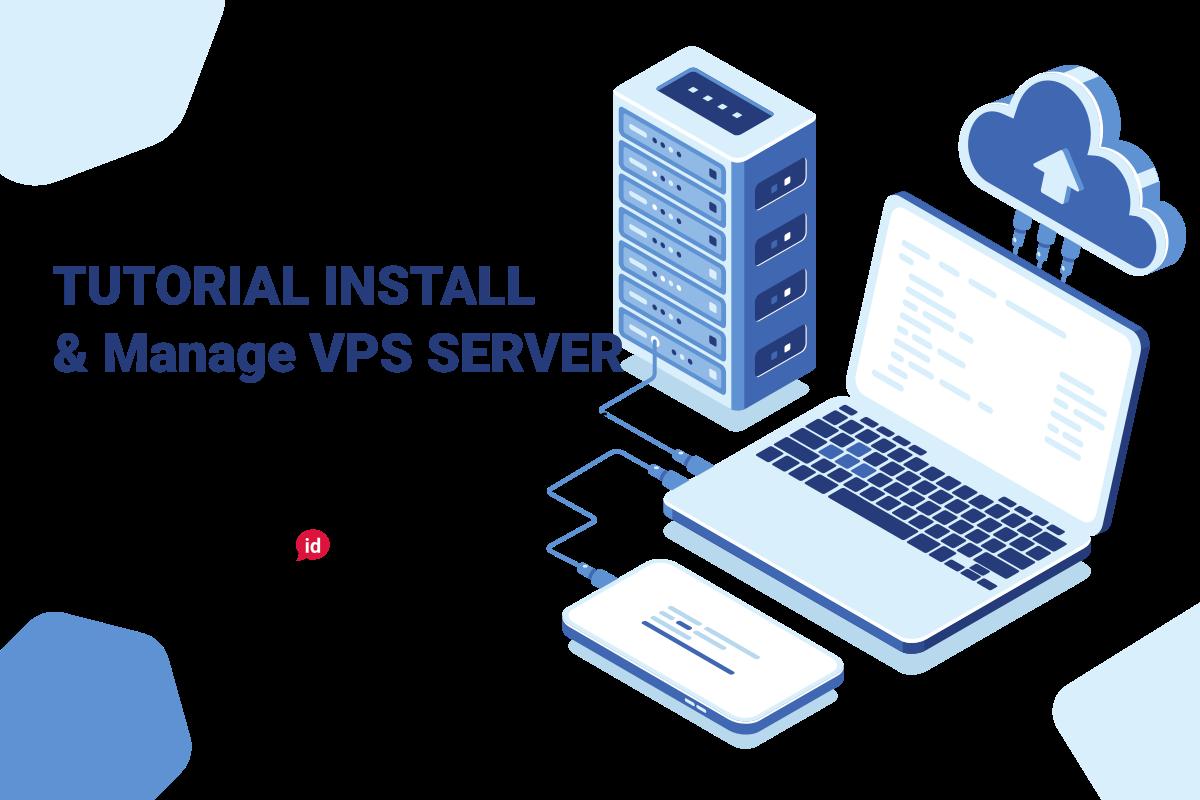 [Series] Tutorial Install (Cloud VPS) Untuk Pemula Icon